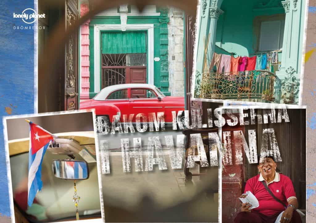Bakom kulisserna i Havanna
