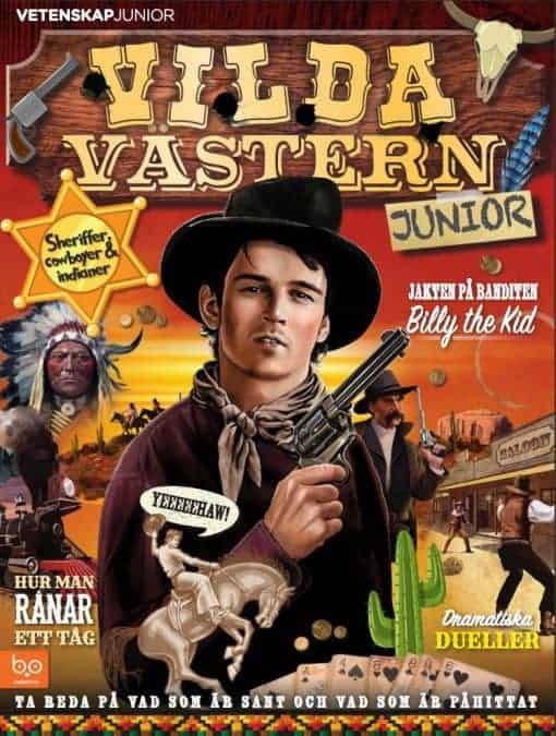 Vilda Västern junior