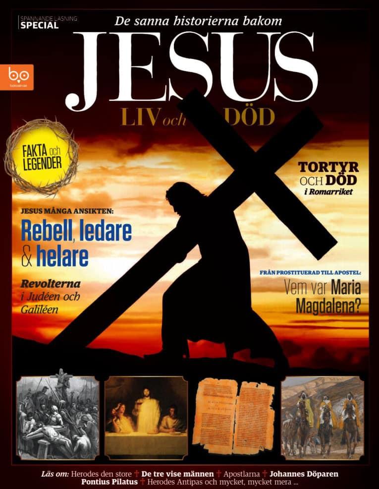 De sanna historierna bakom Jesus liv och död