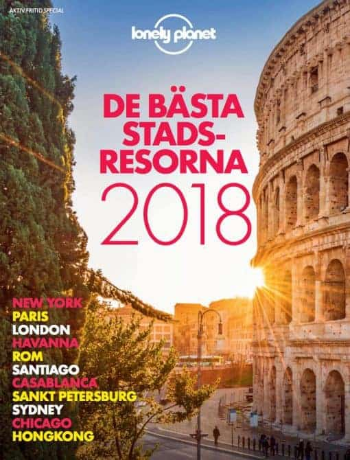 Lonely Planet: De bästa stadsresorna 2018