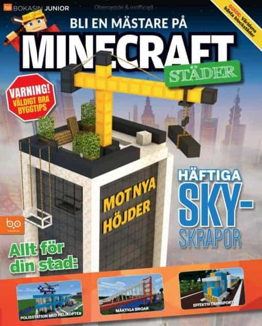 Bli en mästare på Minecraft-städer