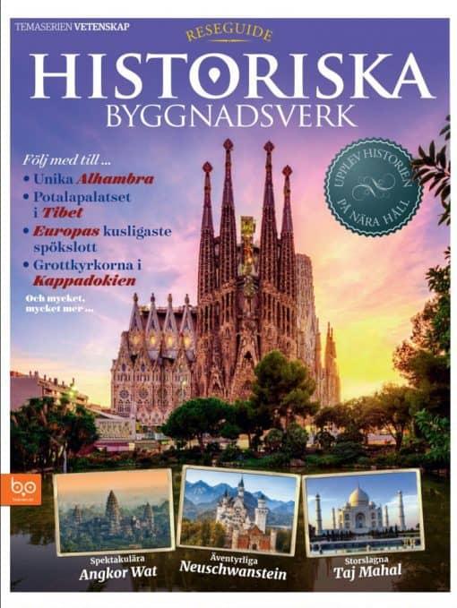 Historiska byggnadsverk – Reseguide